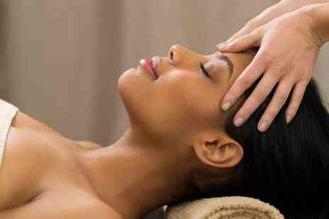 Modern Flair - Indian head massage - Save 44%