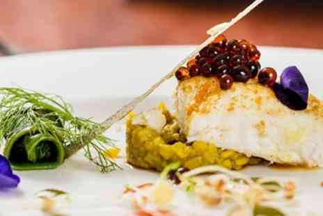 Ambrette Margate - AA Rosette Awarded Lunch and Coffee for 2 - Save 47%