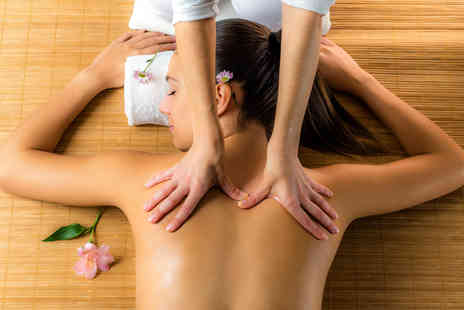 roger golten - Luxury 30 minute neck, back & shoulder massage - Save 55%