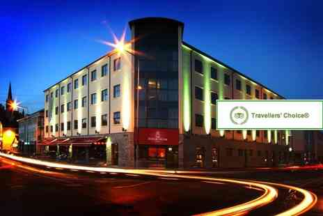 Station house Hotel - One or two night stay for two including a full Irish breakfast, muffins, tea and coffee on arrival - Save 37%