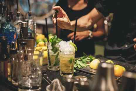 Vom Fass - Cocktail Workshop for Two or Four - Save 0%