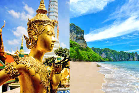 Nouvo City Hotel - Four Star Local Culture and Stunning Beaches of Thailand - Save 0%