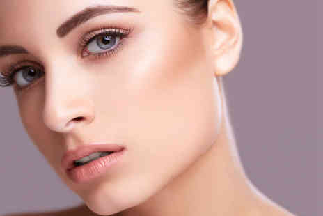 Essence Beauty - Hair stroke microblading treatment, or ombre, block or powdered eyebrows - Save 75%