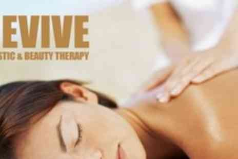 Revive Holistic and Beauty - Two Beauty Treatments Such as Full Leg and Bikini Line Wax and Aromatherapy Back Massage - Save 61%