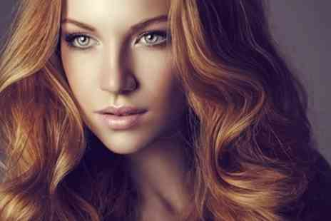 Huda Salon - Wash, Cut and Finish with Optional Half Head of Highlights - Save 70%