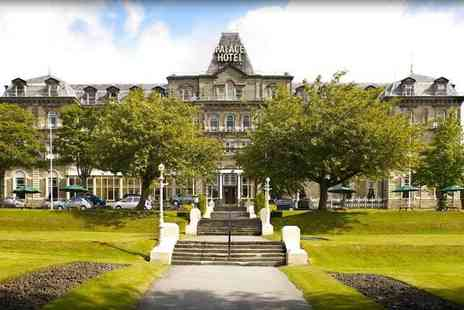 Britannia Hotels - One or two night Peak District stay for two including breakfast or include a dinner and a bottle of wine,- Save 0%
