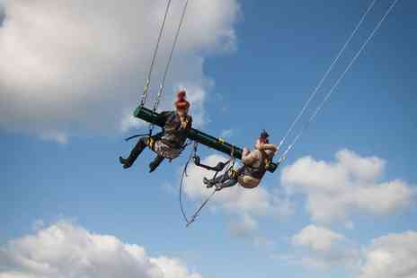The National Diving & Activity Centre - One ride on the Giant Swing - Save 50%