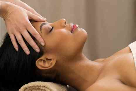 Soul of Heart - Indian head massage - Save 44%
