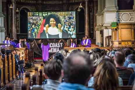 Amacoast Cinema - Ticket to an immersive film screening of Sister Act accompanied by a live choir - Save 41%