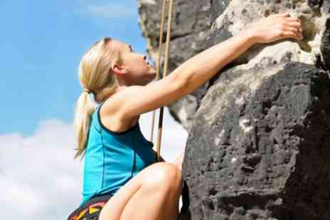 Extreme Ventures - Three Hour Rock Climbing Experience for One or Two - Save 68%
