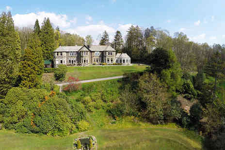 Merewood Country House Hotel - Four Star Lakeside Retreat Stay For Two in the Cumbrian Countryside - Save 0%