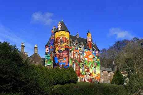 Kelburn Castle and Country Centre - Entry for two adults to Kelburn Castle and Country Centre or family of five - Save 50%