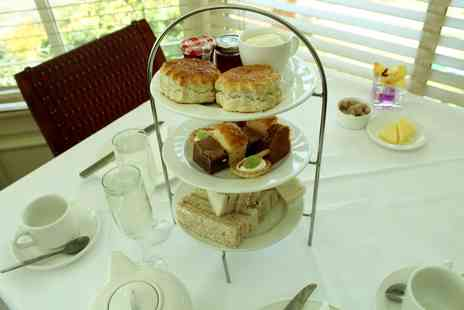 Etrop Grange Hotel - Afternoon tea for two with a glass of Prosecco each - Save 39%