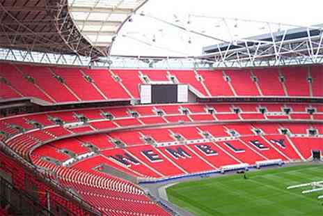 Activity Superstore - 90 minute Wembley stadium tour for two - Save 49%