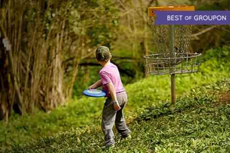 Mendip Activity Centre - Disc Golf Day Pass for Up to Four - Save 49%