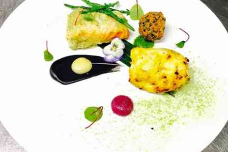 Chakra - Fine Dining Indian Two Course Meal for Two or Four with Optional Glass of Prosecco - Save 61%