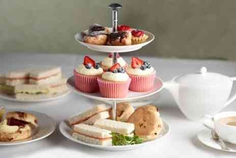 Rivenhall Hotel - Afternoon Tea with Prosecco for Two or Four - Save 51%