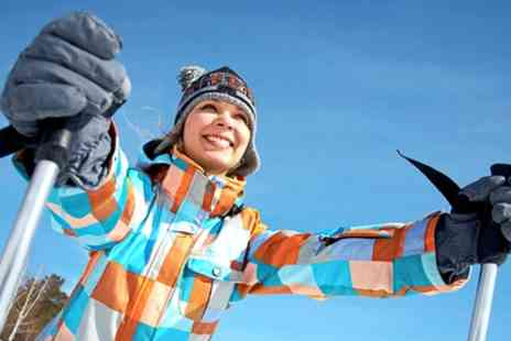 Brentwood Park Ski & Snowboard Centre - One Hour Private Ski or Snowboard Lesson for Up to Five - Save 38%