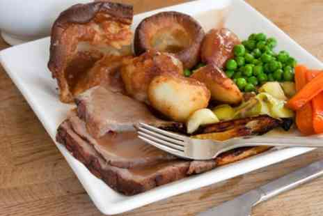Bosworth Hall Hotel - Three Course Sunday Lunch with Wine - Save 0%