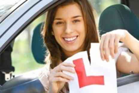 DirectDrive Motoring Tuition - Three Hours of Driving Tuition - Save 55%