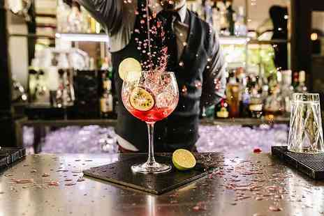 Dice Bar - Cocktail masterclass for one person including two drinks - Save 68%