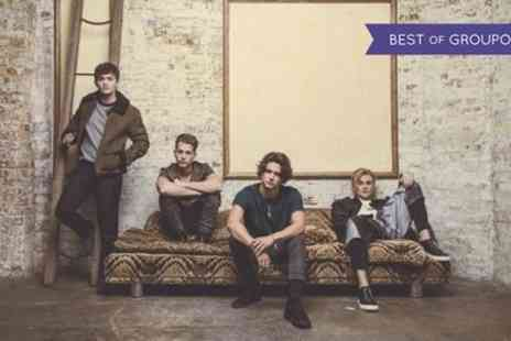 AEG Live - One Category B seated ticket to see The Vamps on 28 April To 19 May - Save 50%