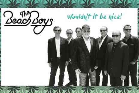 Beach Boys - One general admission standing ticket to see Beach Boys at Montrose Music Festival on Sunday 28 May - Save 9%