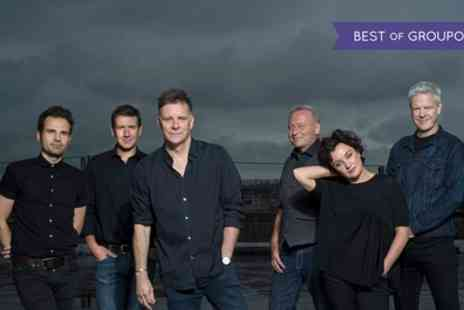 Deacon Blue - One general admission standing ticket to Deacon Blue at Montrose Music Festival on 26 May - Save 9%