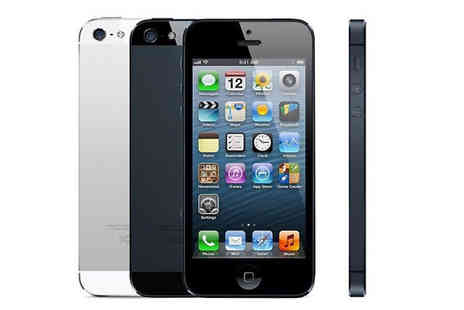 Bazaar me - Unlocked Apple iPhone 5 16GB Two Colours - Save 75%