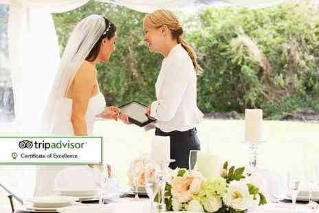 Manchester Marriott Victoria & Albert Hotel - Complete wedding package - Save 0%