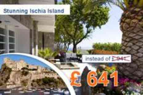 Grifo Hotel - Spend a week on Ischia Island in the Gulf of Naples 2 people - Save 32%