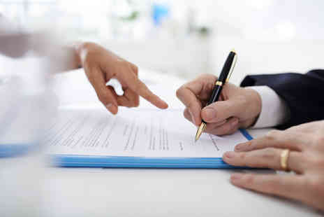 Bespoke Estate Planning - Professional single or mirror will writing service - Save 91%
