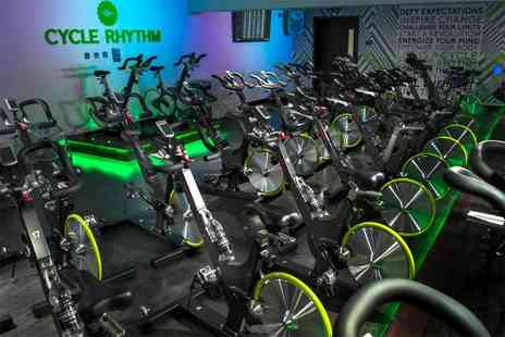 Cycle Rhythm - Ten indoor cycle classes - Save 78%