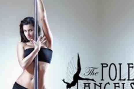 The Pole Angels - Pole Dancing Six Beginners Classes - Save 63%