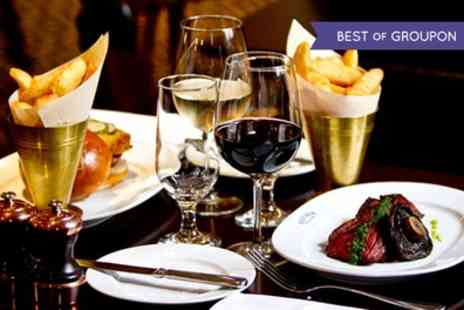 Reform Social and Grill - Three Course Dinner with Wine for Two or Four - Save 53%