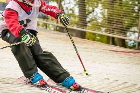Alpine Snowsports Centre - Two hour ski or snowboard discovery lesson for one person with equipment included - Save 53%