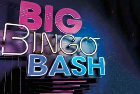 Mecca Bingo - Entry to the Big Bingo Bash - Save 50%