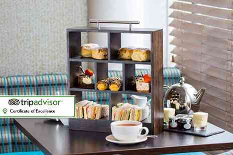 Hilton Garden Inn - Afternoon tea for two include a glass of Prosecco each - Save 0%