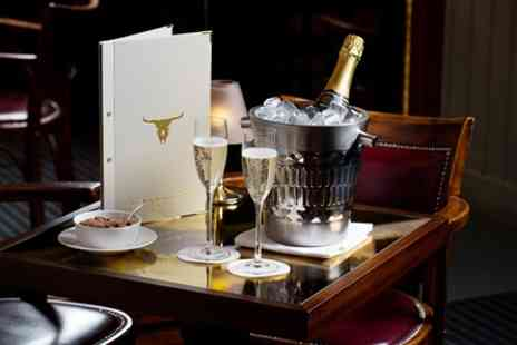 Marco Pierre Whites - Three Course Champagne Celebration Dining - Save 32%