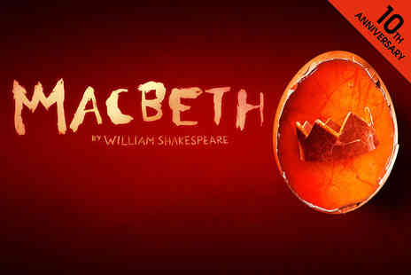 Iris Theatre - Ticket to Macbeth - Save 25%