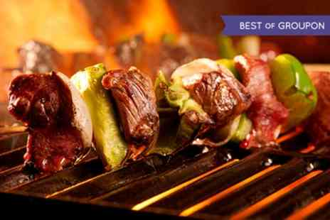 Rodizio Rico O2 - All You Can Eat Brazilian BBQ with Cocktail - Save 39%