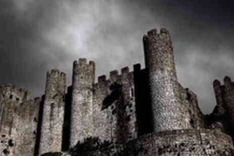 Haunted Happenings - Tutbury Castle's Right Royal Ghost Hunt with 2 course meal - Save 70%
