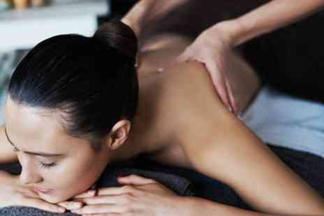 PureSun - 45 Minute Full Body Swedish or Aromatherapy Massage - Save 59%