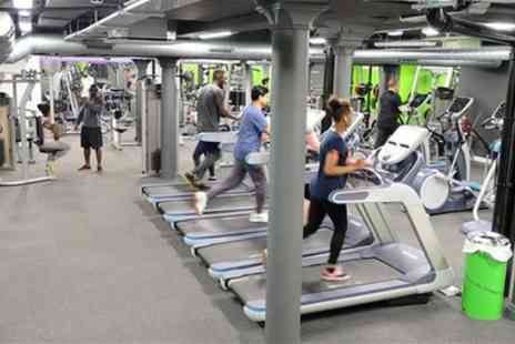 Fit4Less - One or Three Month Gym Membership with Unlimited Classes - Save 50%
