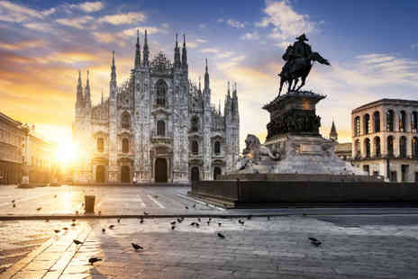 Travelsoon - Four Star City Break to Milan - Save 0%