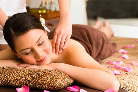 REM Laser Clinic - One hour full body aromatherapy massage - Save 72%