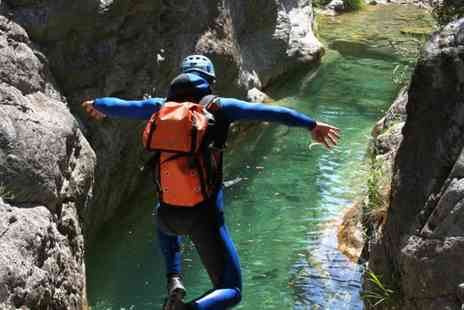 Action Adventure Activities - Up to three hour canyoning experience for one or two - Save 51%