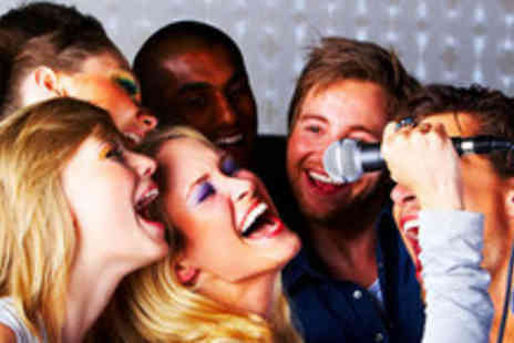 Walkabout - Two hour karaoke party for up to 10 people - Save 80%