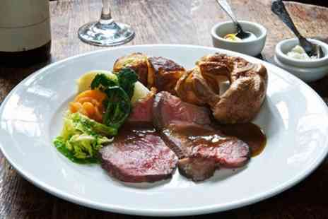 Best Western Consort Hotel - Sunday Roast for Two - Save 23%
