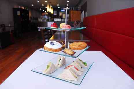 The Chocolate Room - Traditional afternoon tea for two - Save 30%